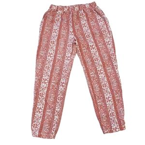 Honey & Lace Newport joggers vertical design M